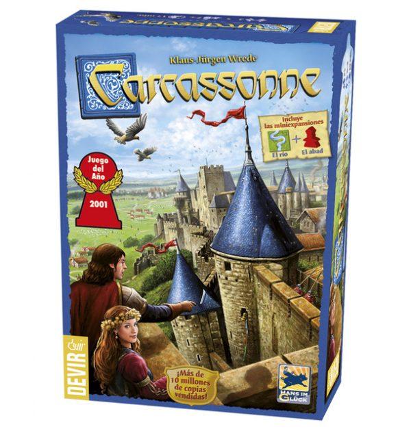 Carcassonne juego base
