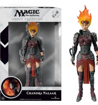 Chandra Nalaar planeswalker de Magic the Gathering