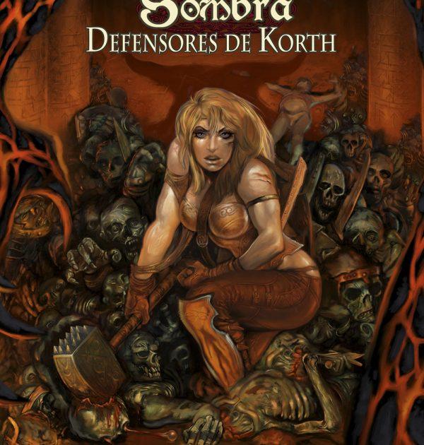El reino de la sombra Defensores de Korth