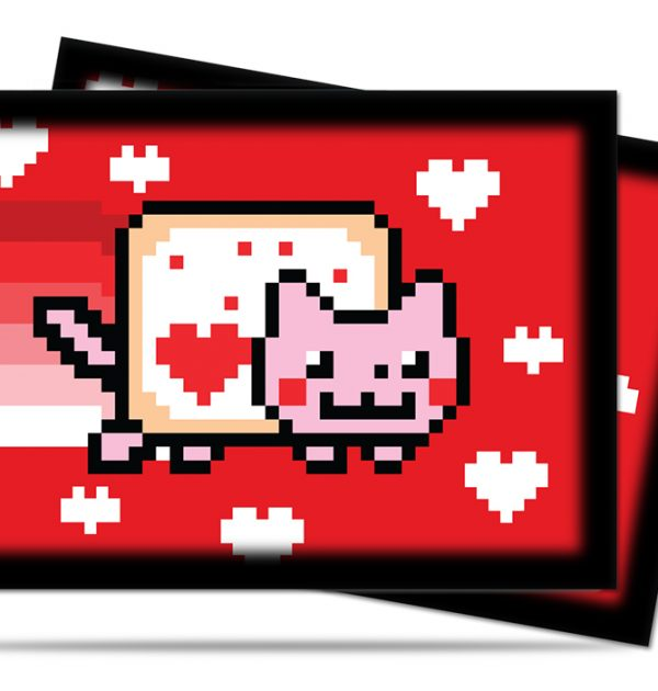 ValentNyan Cat Deck protector Sleeves Standard (50)