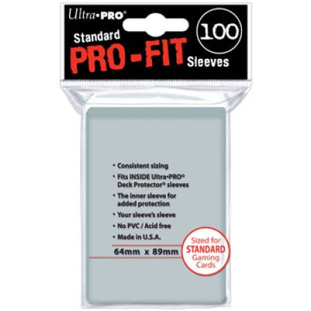 Deck protector Sleeves PRO-Fit