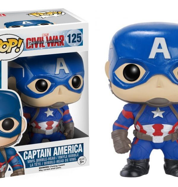 Capitan America Civil War Pop