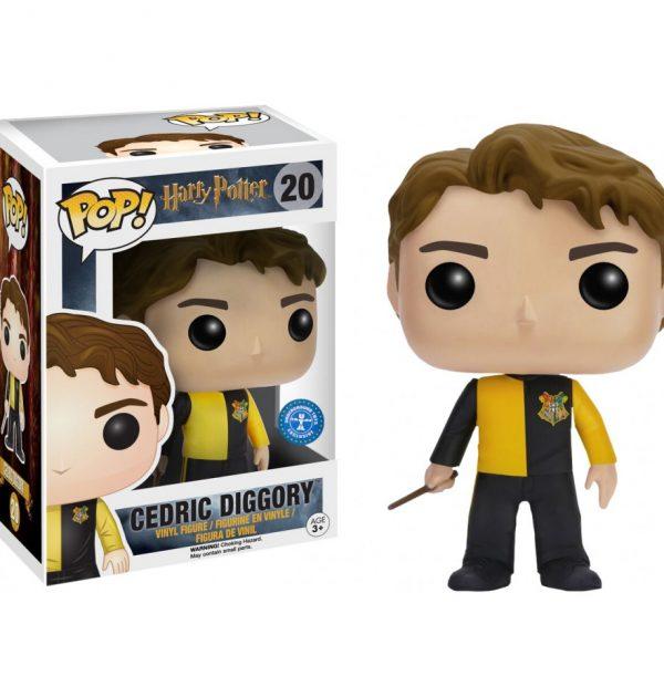 Cedric Diggory Pop Saga Harry Potter