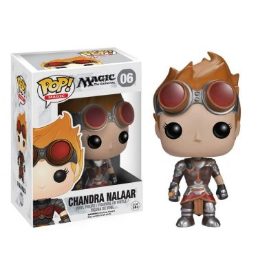 Chandra Nalaar Pop Magic the Gathering