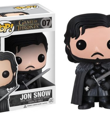 Jon Snow Pop Game of Thrones