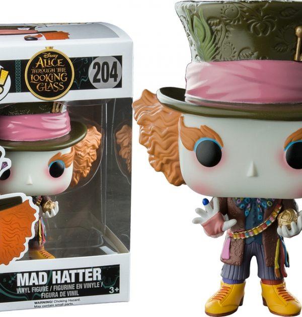El sombrerero loco Pop