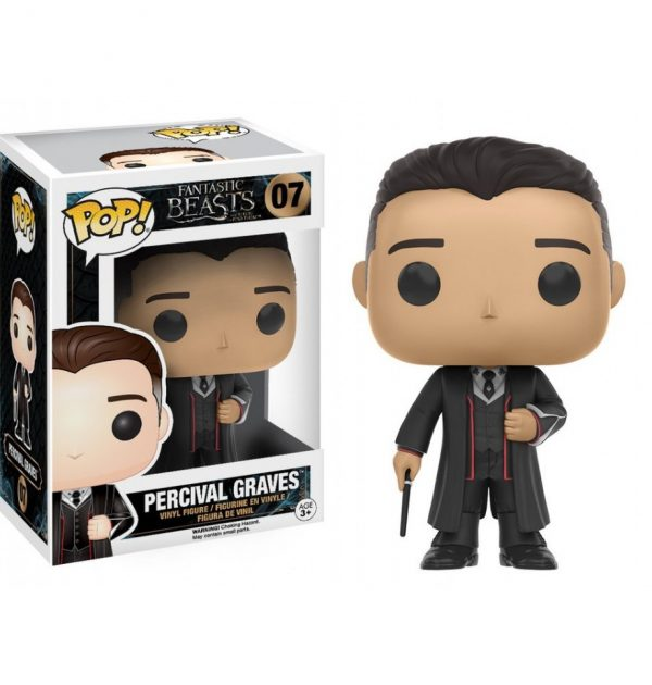 Animales Fantásticos - Percival Graves - Funko Pop