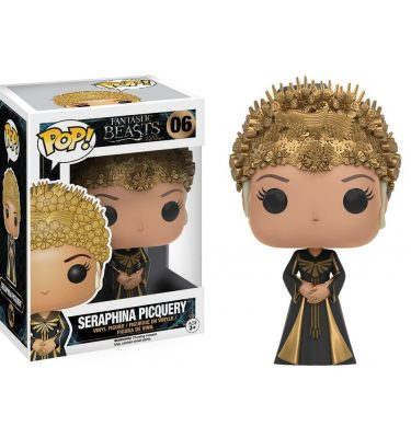 Animales Fantásticos - Seraphina Picquery - Funko Pop