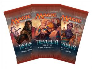 Sobre de La revuelta del Éter Magic the Gathering