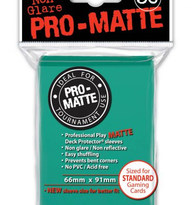 Deck protector sleeves standard Pro-Matte (50)