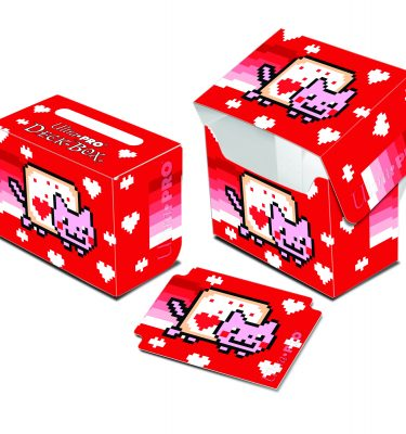 ValentNyan Cat Deck Box Ultra Pro