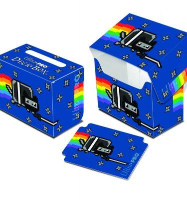 NyaNinja Cat Deck Box Ultra Pro