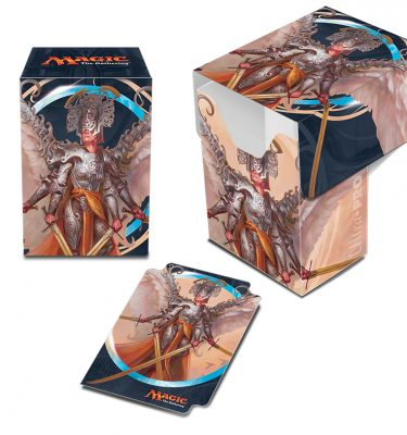 Deck Box Angel of Invention Kaladesh