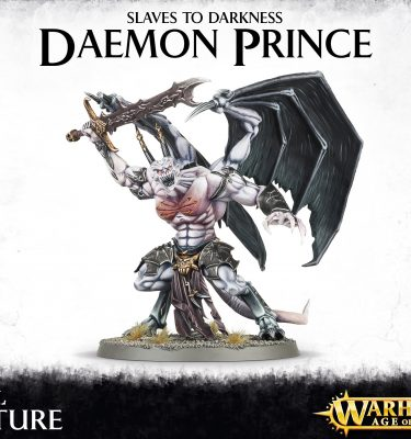 Daemon Prince Age of Sigmar