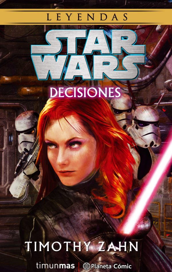 Star Wars Decisiones Novela
