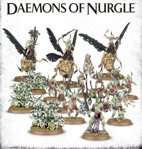 Daemons de Nurgle