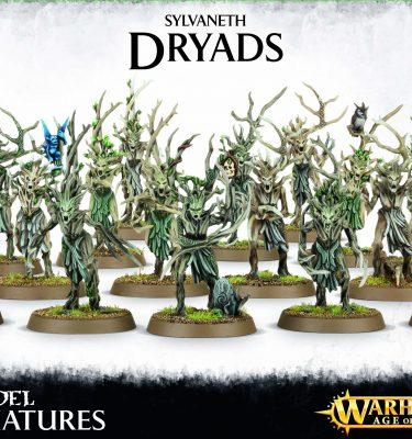 Sylvaneth Dryads Warhammer