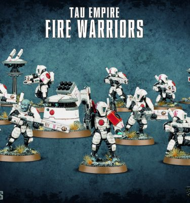Fire Warriors Warhammer 40.000