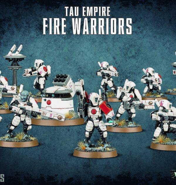 Fire Warriors Warhammer 40.000