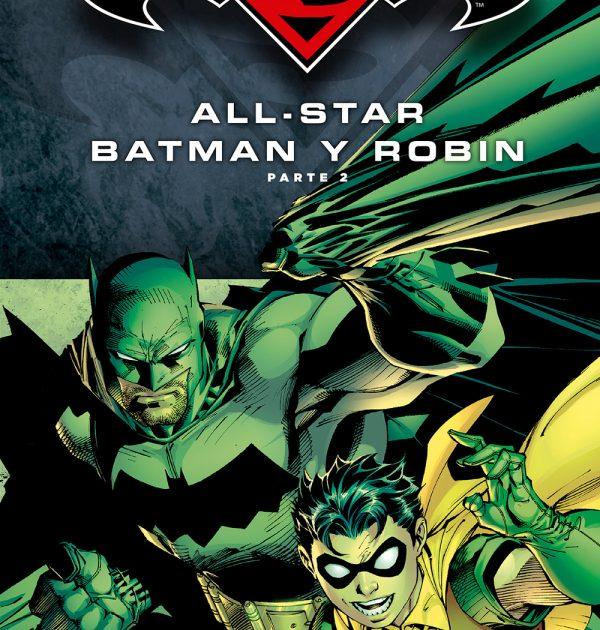 All-Star Batman y Robin, Parte 2