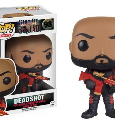 Escuadrón Suicida - Deadshot - Pop Funko