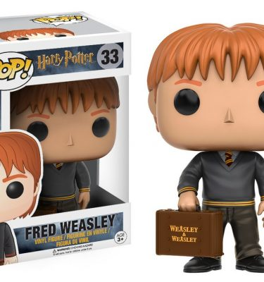 Fred Weasley Pop Saga Harry Potter