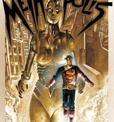 Metropolis: Superman, Batman, Wonder Woman