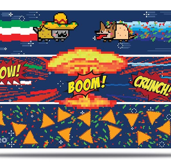 Tapete Ultra Pro Play Mat Nyan Cat TaCastrophe