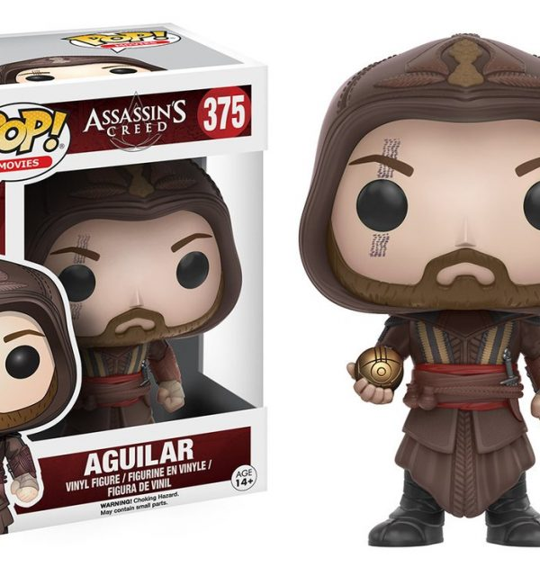 Aguilar, Assassin's Creed Pop Funko