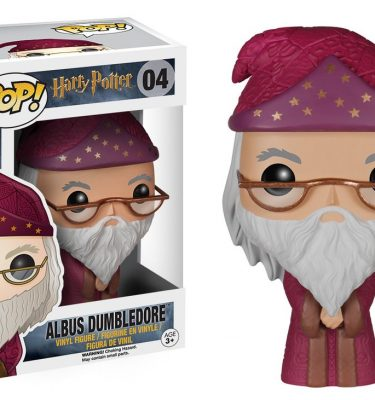 Albus Dumbledore Pop Saga Harry Potter