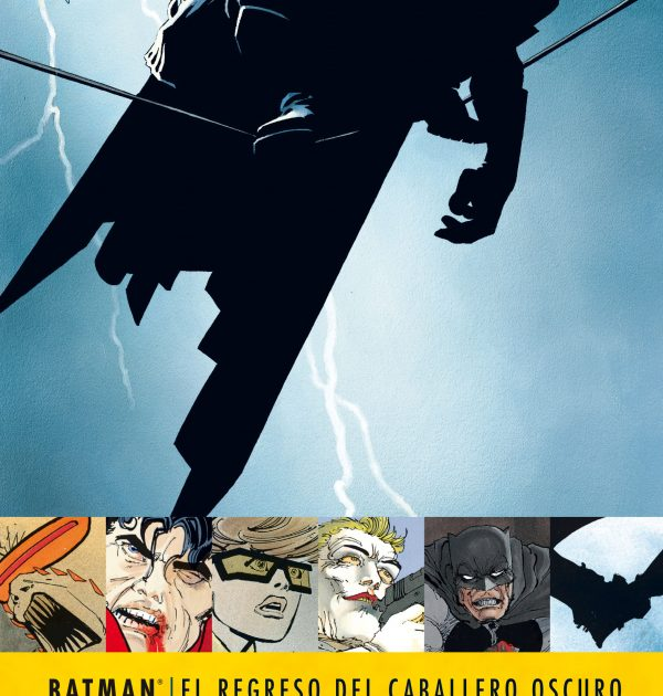 Batman: El regreso del caballero oscuro-ECC-DC-La Caverna de Voltir-