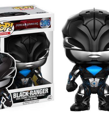 Black Ranger Power Rangers Pop