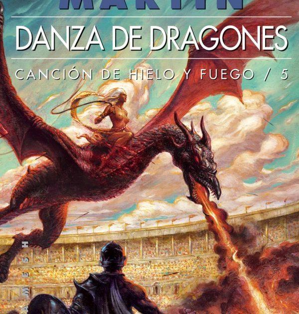 Canción de Hielo y Fuego 5: Danza de Dragones (Rústica)