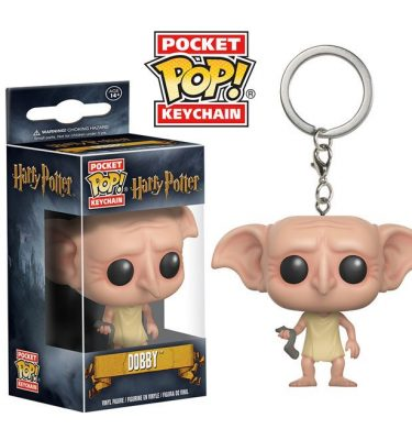 Harry Potter - Dobby - LLavero - Funko Pop