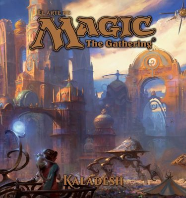 El Arte de Magic the Gathering: Kaladesh