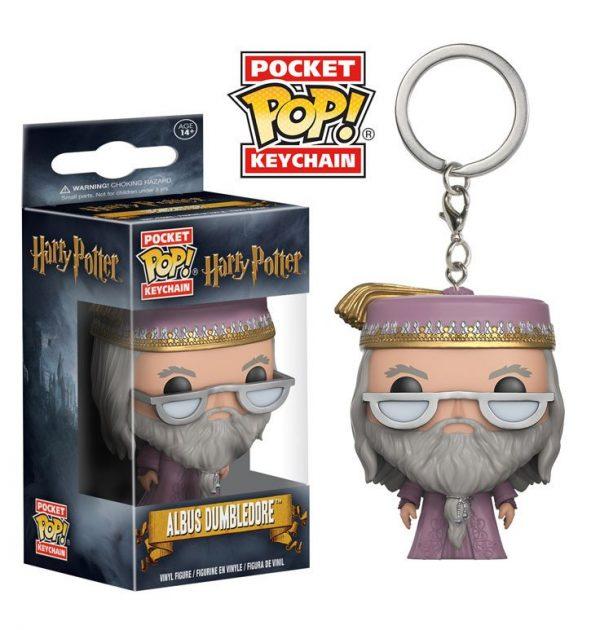 Harry Potter - Dumbledore - LLavero - Funko Pop