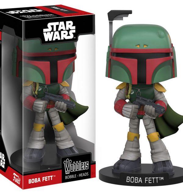 Star Wars - Boba Fett - Funko Wobblers