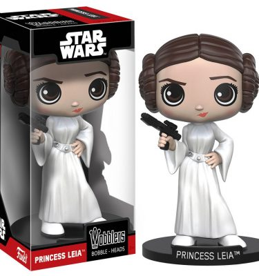 Star Wars - Princesa Leia - Funko Wobblers