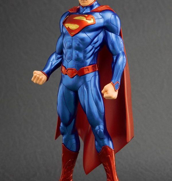 Superman Kotobukiya Artfx + (Perfil)