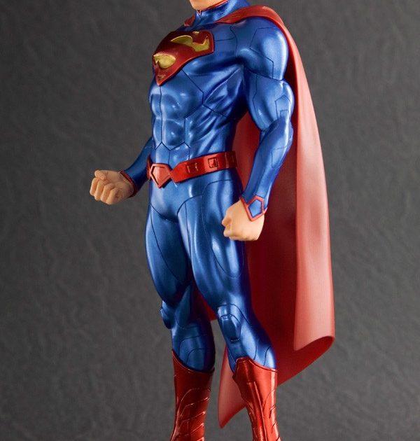 Superman Kotobukiya Artfx + (Perfil 2)