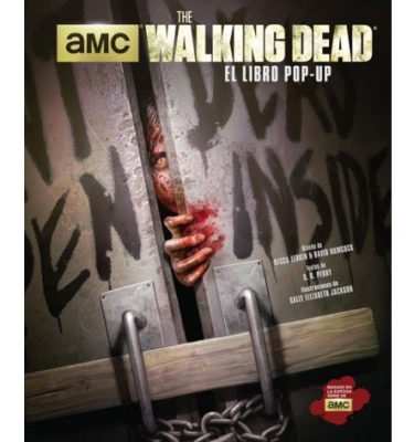 The Walking Dead, El libro POP-UP