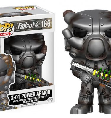 Fallout 4 - X-01 Power Armor - Funko Pop