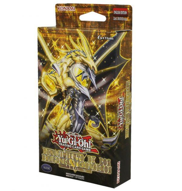 Yu-Gi-Oh! Renacimiento de los Dragones Verdaderos