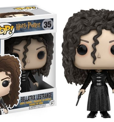 Harry Potter - Bellatrix Lestrange - Funko Pop