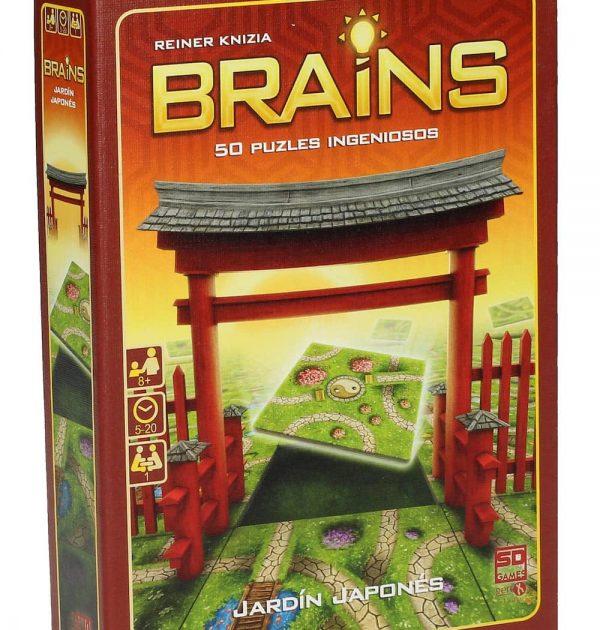 Brains Jardín Japonés
