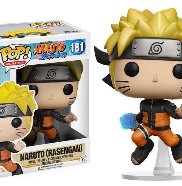 Naruto Shippuden - Rasengan- Funko Pop