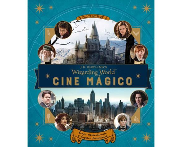 Cine Mágico de J.K.Rowling