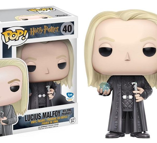 Harry Potter - Lucius Malfoy - Funko Pop
