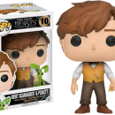 Animales Fantásticos - Newt Scamander & Pickett - Funko Pop