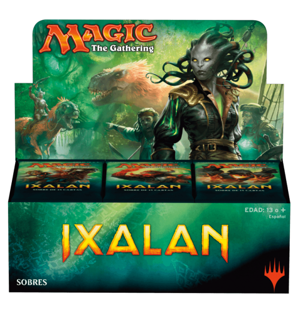 Ixalan - Magic the Gathering - Display 36 sobres- La Caverna de Voltir